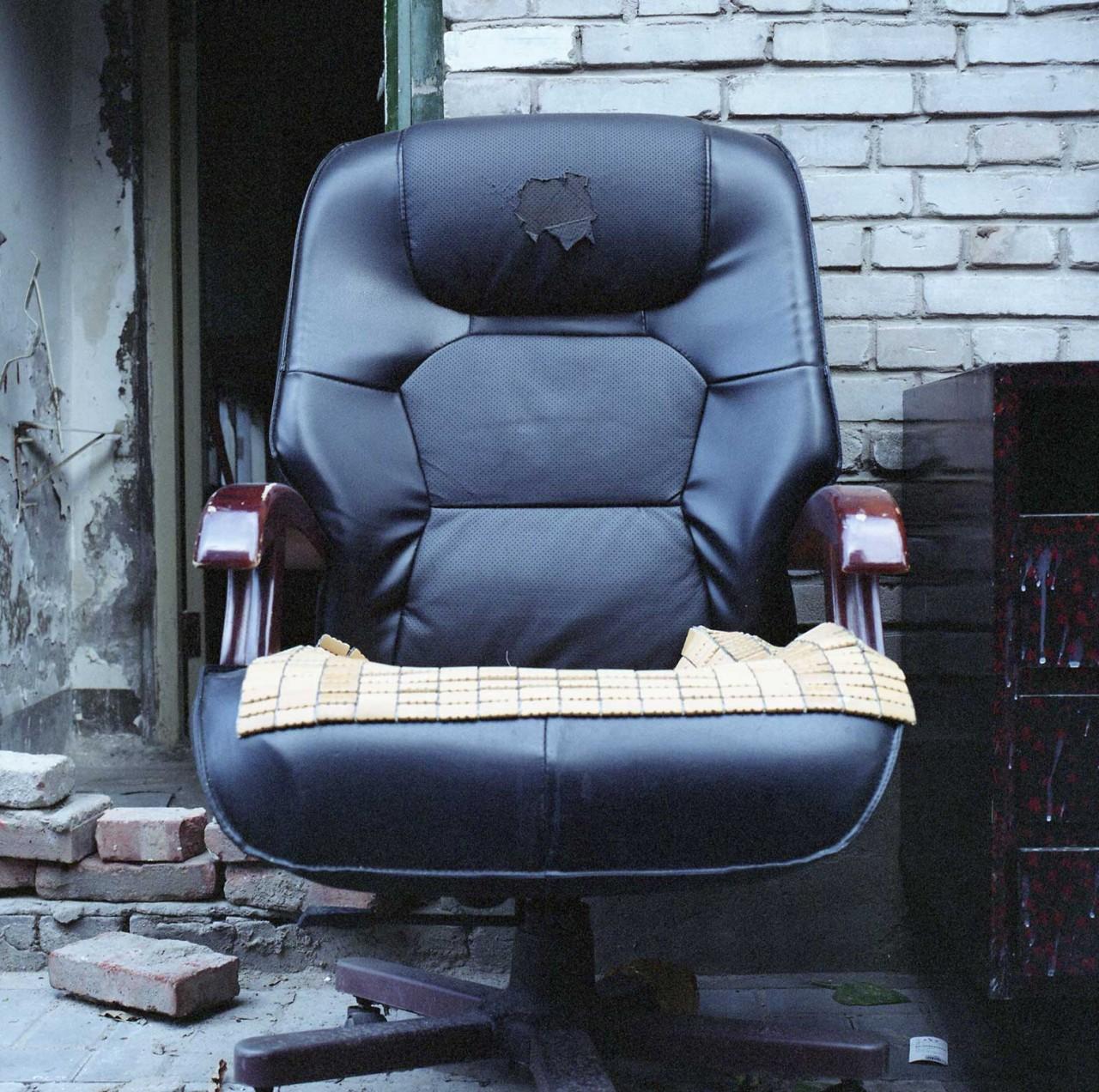 Carlos Ruano Hervás 椅子